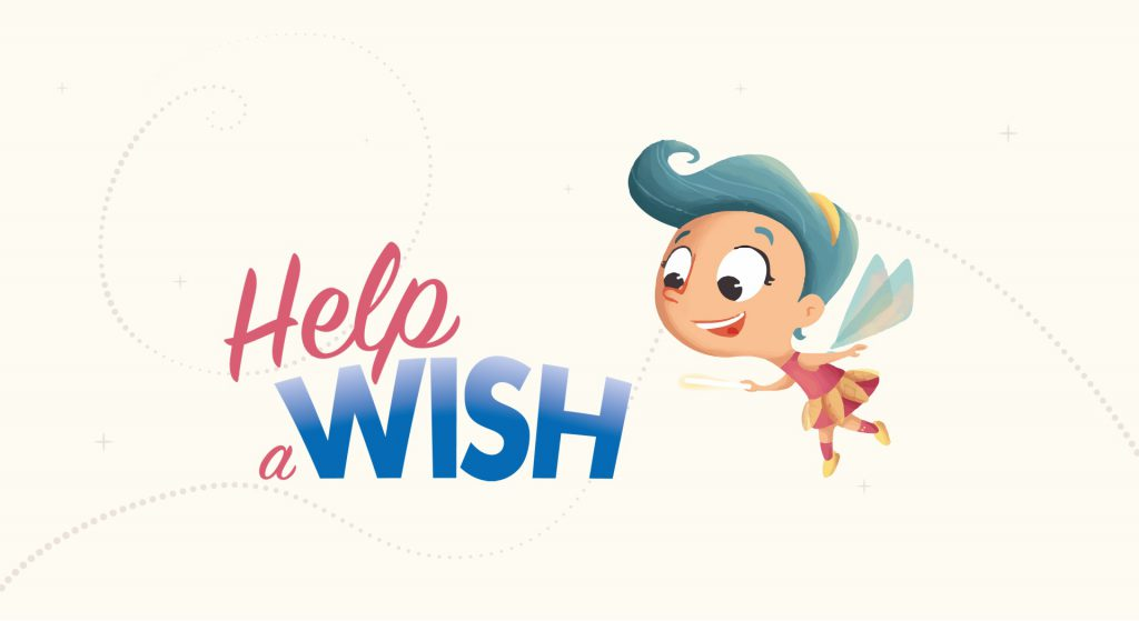Tenderly per Make a Wish Italia Onlus